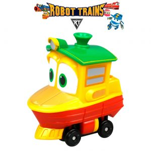 Паровозик Robot Trains - Утенок