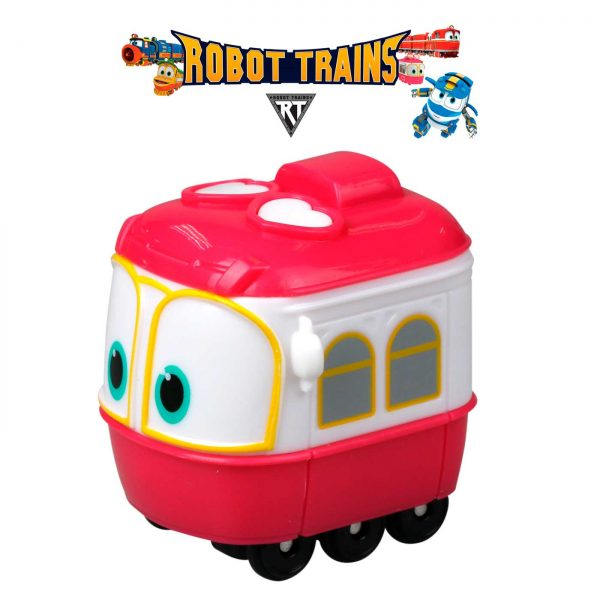 Паровозик Robot Trains - Салли