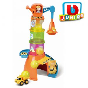 Игровой набор Volvo Stacking Crane Bb Junior 16-88605