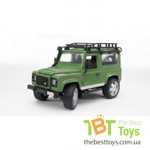 Игрушка BRUDER - джип  Land Rover Defender